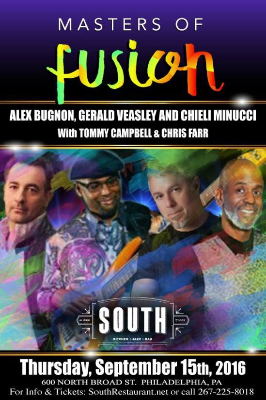 the-masters-of-fusion-project-ft-alex-bugnon-chieli-minucci-gerald-veasley-tommy-campbell-chris-farr-will-visit-south-on-thursday-sep-15