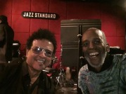 Alex Foster & Tomm@Mingus Big Band 2018 @Jazz Standard NYC