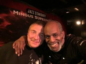 Boris Kozlov & Tomm@Mingus Big Band 2018 @Jazz Standard NYC