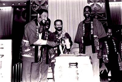 Sonny Rollins Japan Tour 1985