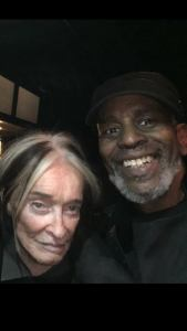 Tommy & Sue Mingus at the JAzz Standard NYC