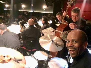 Tommy with The Mingus Orchestra 10:13:18 at Jazz Standard NYC