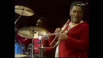 Dizzy Gillespie & Tommy Campbell East Berlin 1981 (#1)