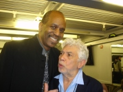 Monty Alexander & Tommy Campbell at the Apollo Theater 4:4:19 (#1)