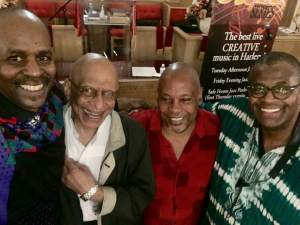 Ray Blue,Kirk Lightsey,Santi DeVriano,Tommy Campbell 816:19 Harlem,NY