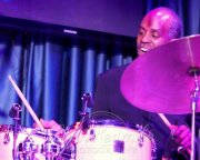 Tommy Campbell at The Iridium Jazz Club NYC jpg
