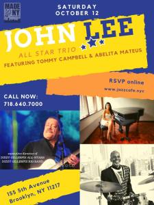 John Lee Trio AD