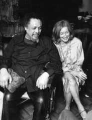 Charles & Sue Mingus PHOTO