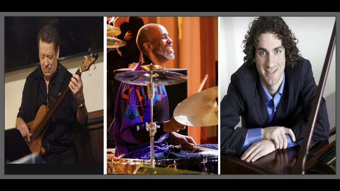 John Lee Trio PHOTO (John Lee, Alex Collins, and Tommy Campbell )