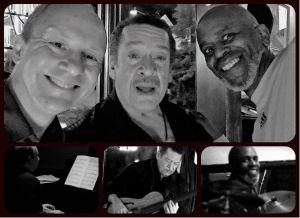 John Lee Trio, w:Helio Alves & Tommy Campbell at Suzy Que's West Orange,NJ (#3).