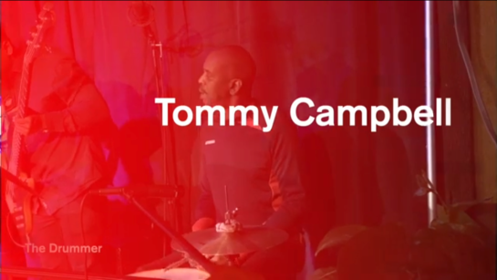 Tommy Campbell at Bond 45 Midtown Manhattan (#1)